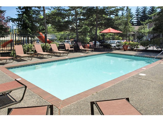 Image of Outdoor Pool for A'Cappella Apartment Homes