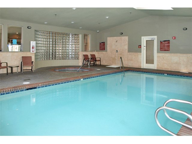 Image of Indoor heated pool for A'Cappella Apartment Homes