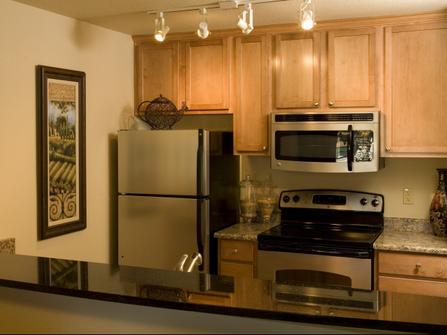 Image of Stainless Steel Appliances for Asbury Park Apartment Homes