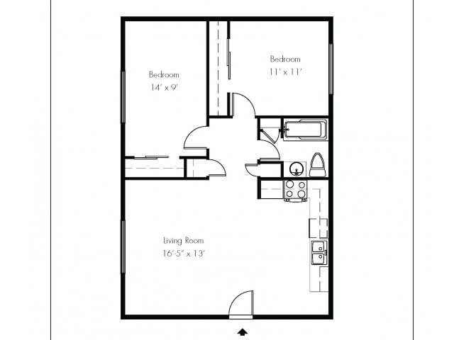 Current Availability And Pricing At Montclair Apartments