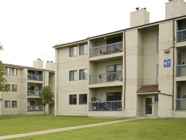 Image of Balcony for Madison Park Apartment Homes