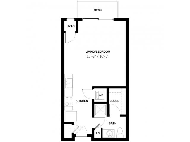 222 Hennepin Apartment Homes