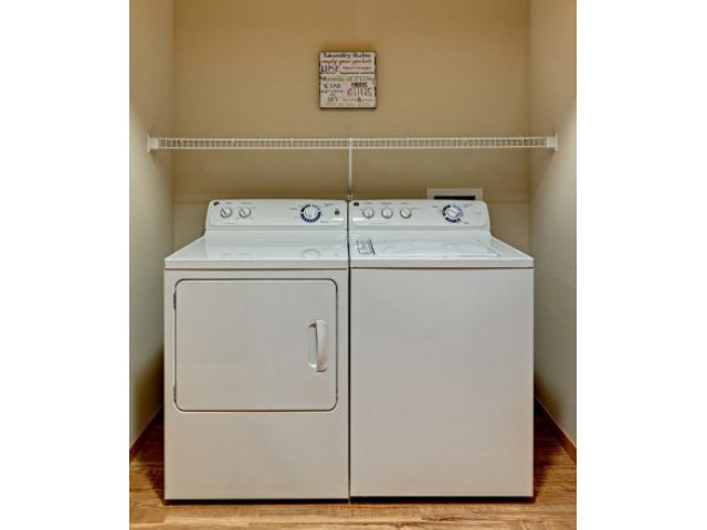 Covington washwer dryer