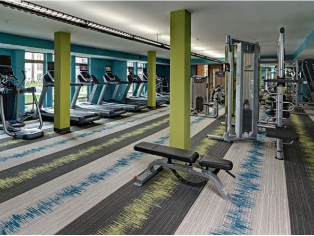 Covington fitness center