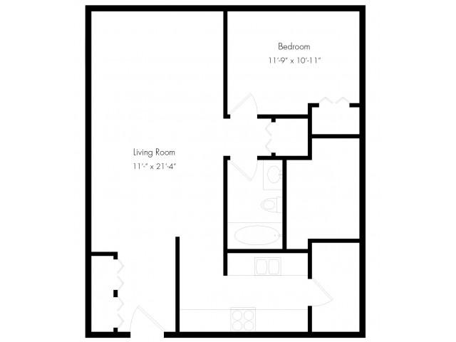 Hillcrest Apartment Homes
