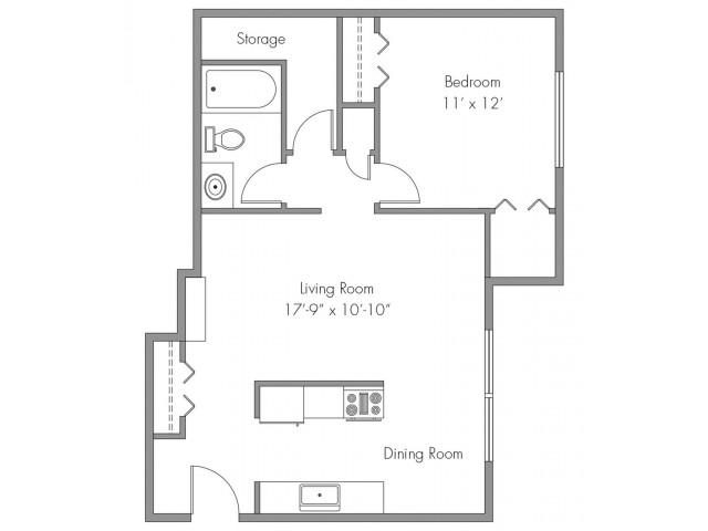 Tamaron Square Apartment Homes