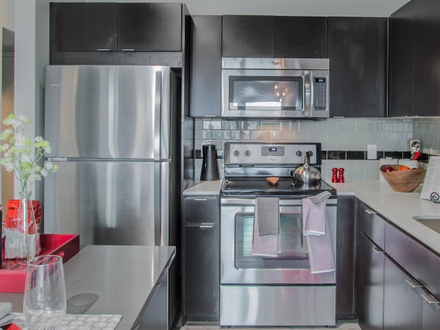 Image of Stainless Steel Appliances for Proxy 333 Apartment Homes
