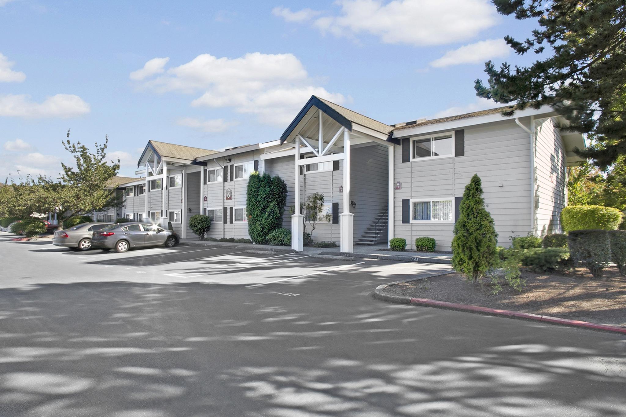 Lakeside Apartment Homes Mountlake Terrace Wa
