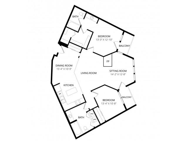 The Fairways Apartments at Edinburgh