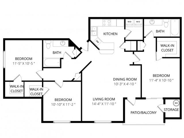 Reserve at Arrowhead Apartment Homes