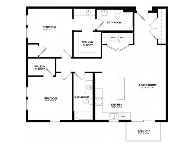 Covington 2 bedroom C