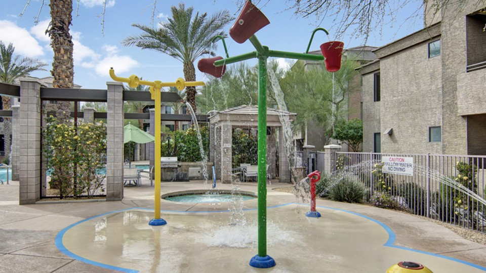 Image of Splash Pad for Aspire Pinnacle Peak Apartment Homes