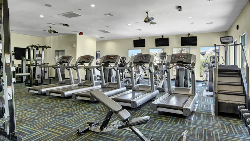 Image of 24 Hour Fitness Center for Aspire Pinnacle Peak Apartment Homes