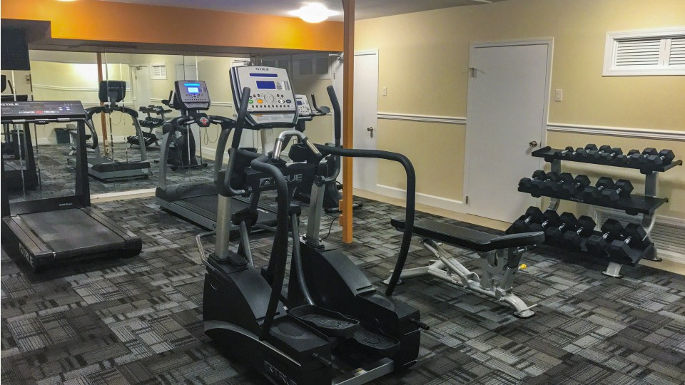 Image of Fitness Centre for Park Place South Apartment Homes