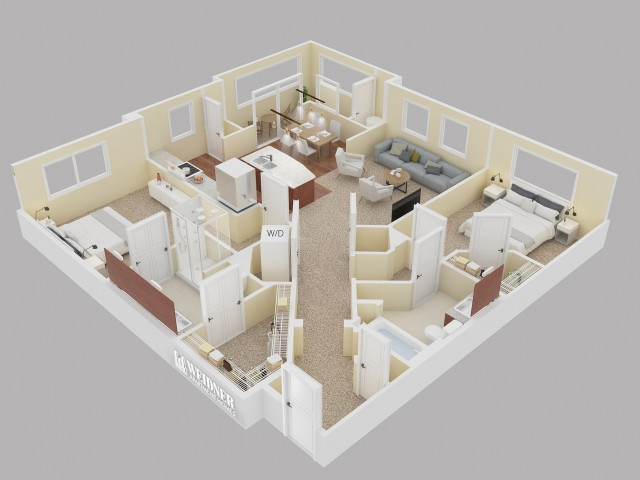 Elements at Briargate Apartment Homes