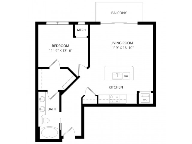 Coriander B2 Floor Plan