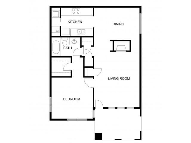 Estancia Remodeled Floor Plan