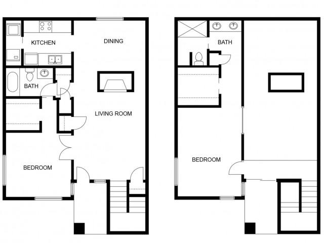 Aragon Remodeled Floor Plan
