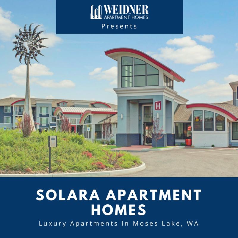 Introducing Solara Apartment Homes in Moses Lake, WA!
