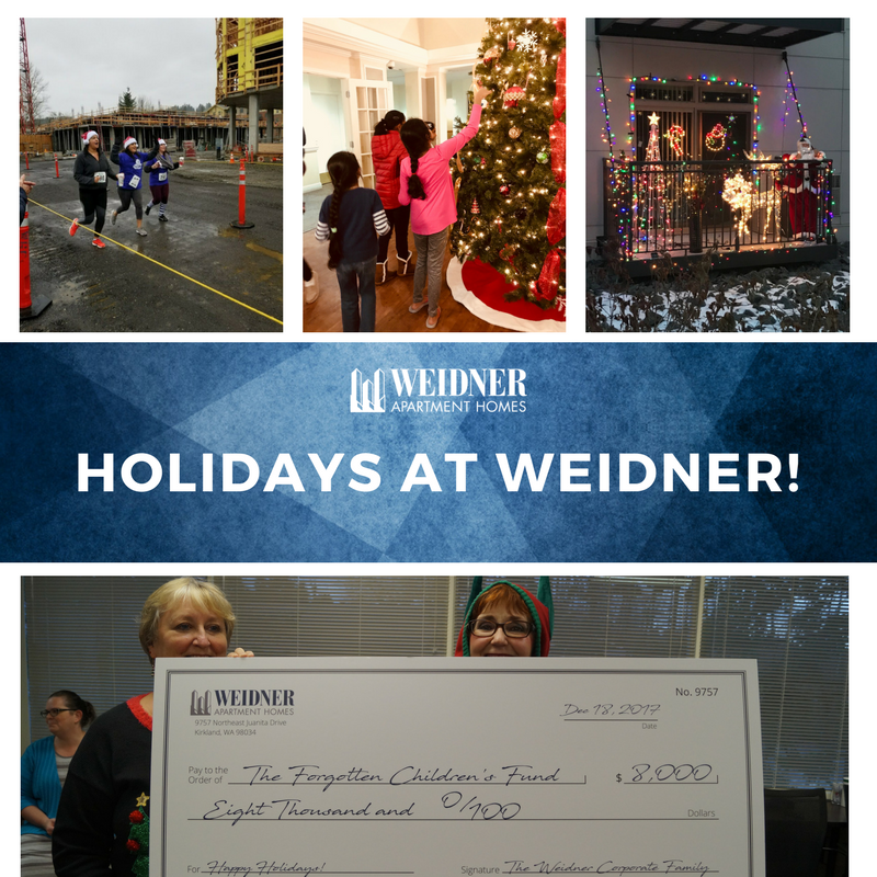 Holidays At Weidner