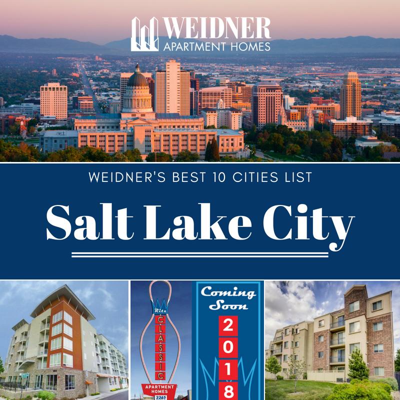Places To Live Salt Lake City: Weidner S List Of 10 Best Cities Salt Lake City, UT