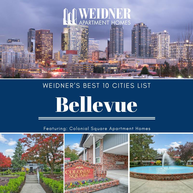 Apartments in Bellevue