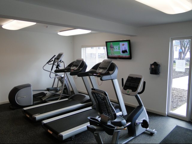 Image of Fitness Center open daily 5 am to 11 pm for Meadow Creek Apartments