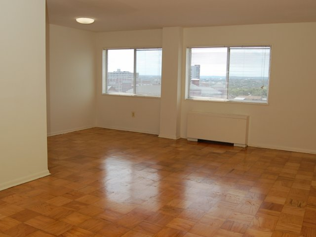 Image of Hardwood Floors or Wall to Wall Carpet for 611 Park Avenue