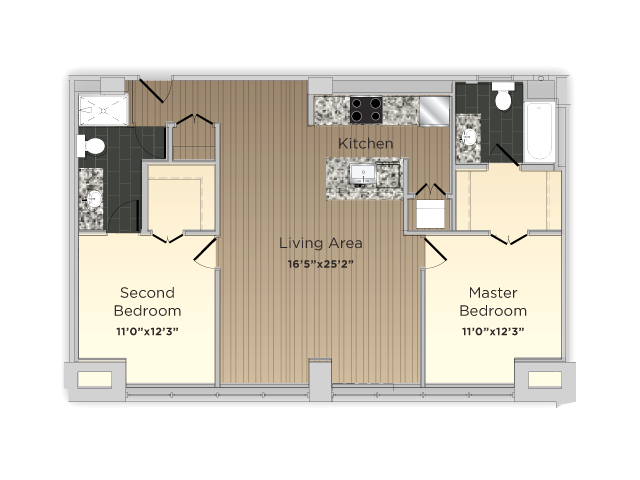 The Vice Principal Floor Plan