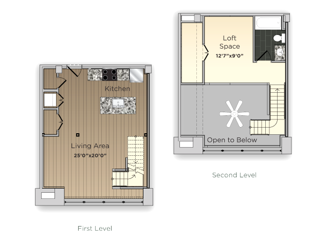 The Counselor Floor Plan