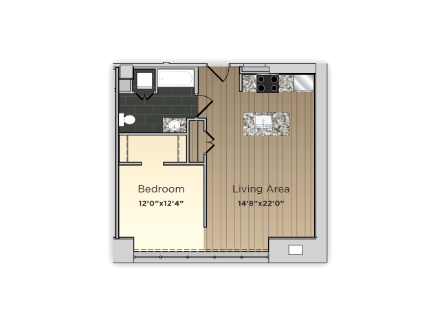 The Coach Floor Plan