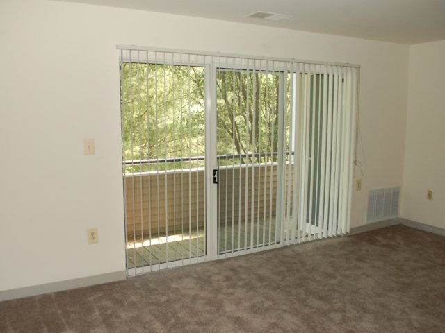 Image of Sliding Glass Doors to Private Balcony or Patio for Allyson Gardens II
