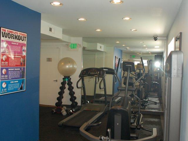 Image of Fitness Center for Boston Crossing
