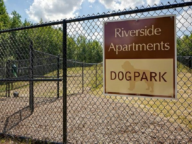 Image of Dog Park & Walking Path (over a mile!) for Riverside Apartments