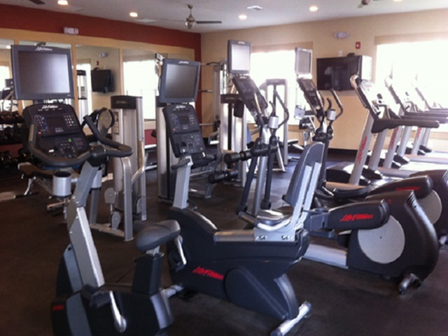 Image of State-of-the-art fitness center for Riverside Apartments