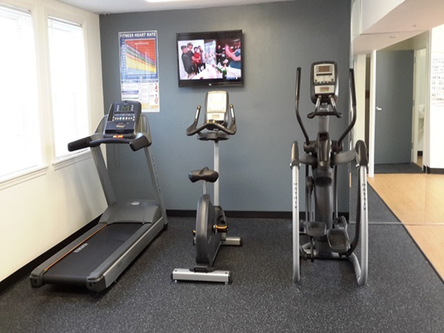Image of Fitness Center for Sequoia Manor Apartments