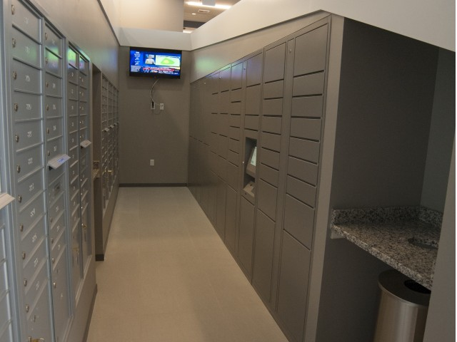 Image of Parcel Pending Package Concierge System for 500 Park Ave
