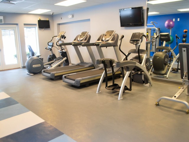 Image of 24-hour Fitness Center for Allyson Gardens