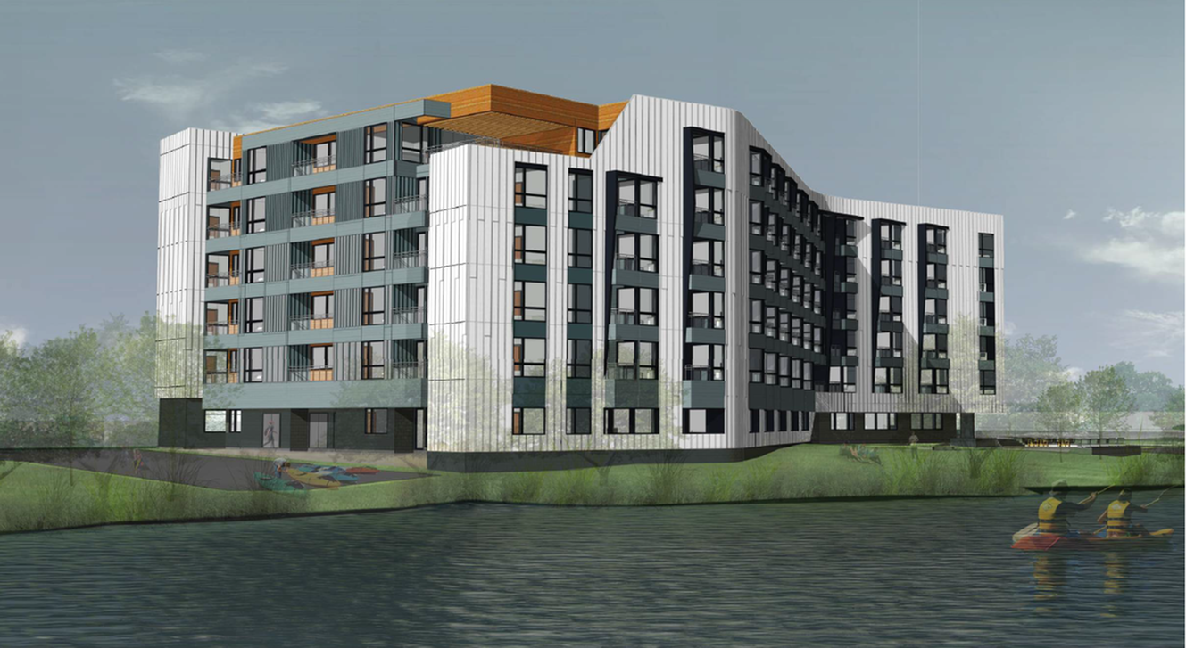 Property image of River House Apartments