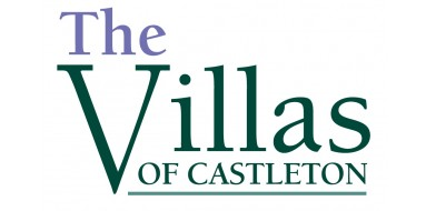 The Villas of Castleton Logo