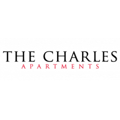 The Charles Apartment Logo