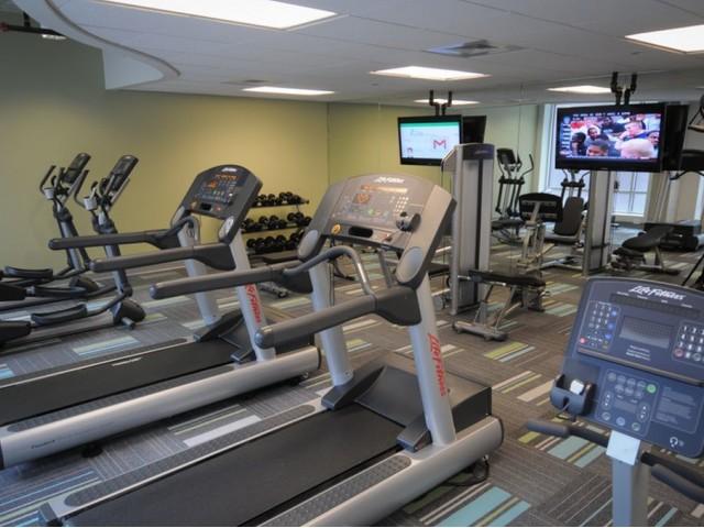 Image of 24-hour Fitness Center for 1111 Light Street