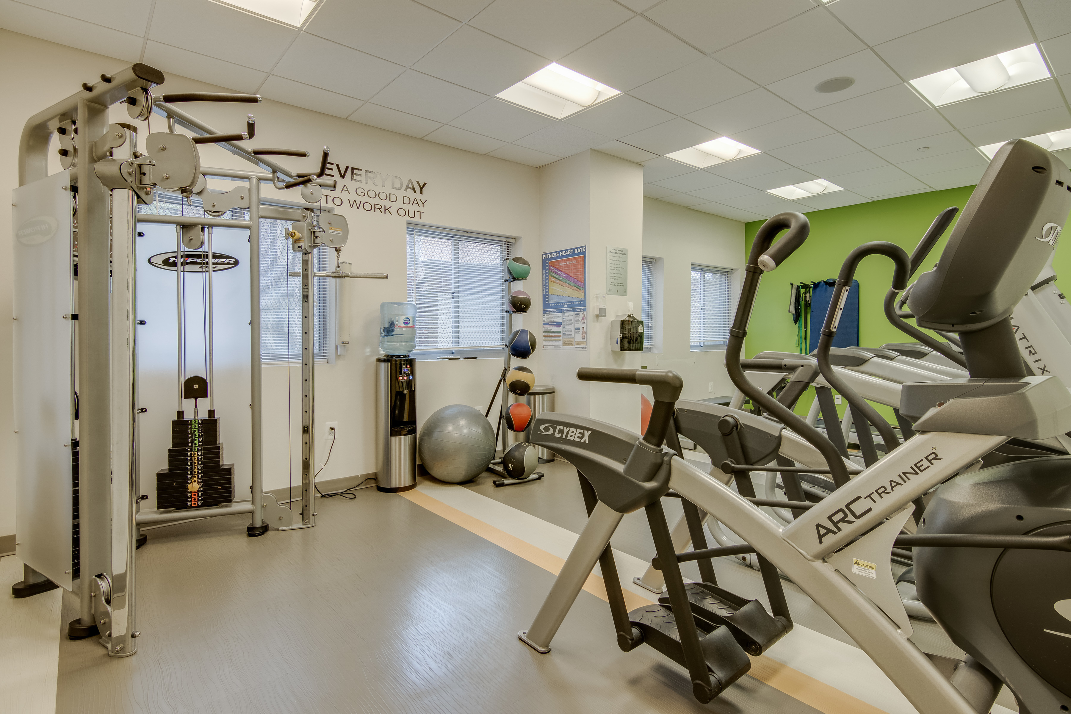 Image of Fitness Center Access for The Severn