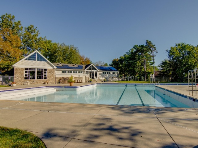 Olympic Size Pool and Wading Pool