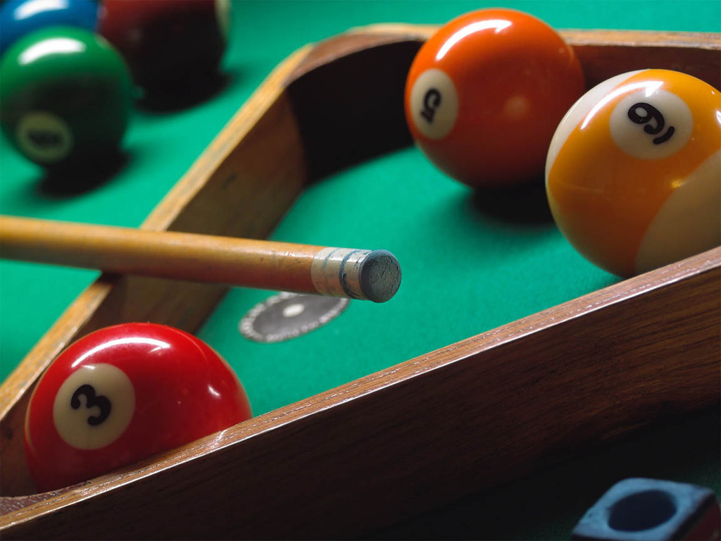 History Of Billiards - Games to play on a pool table