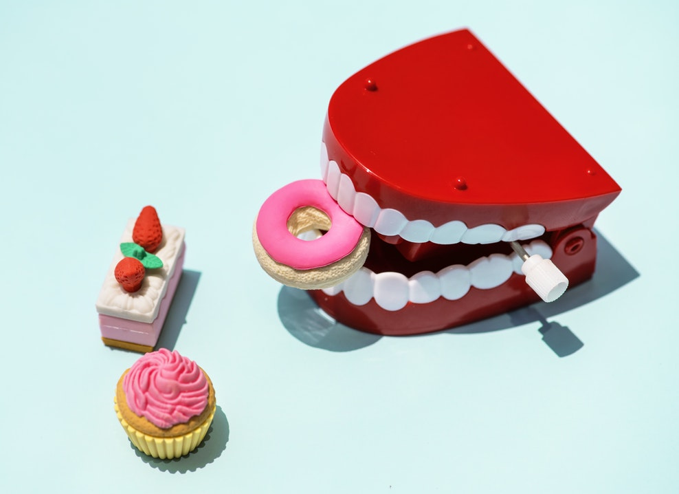Taking Care of Your Teeth....Yes, You Read That Right-image