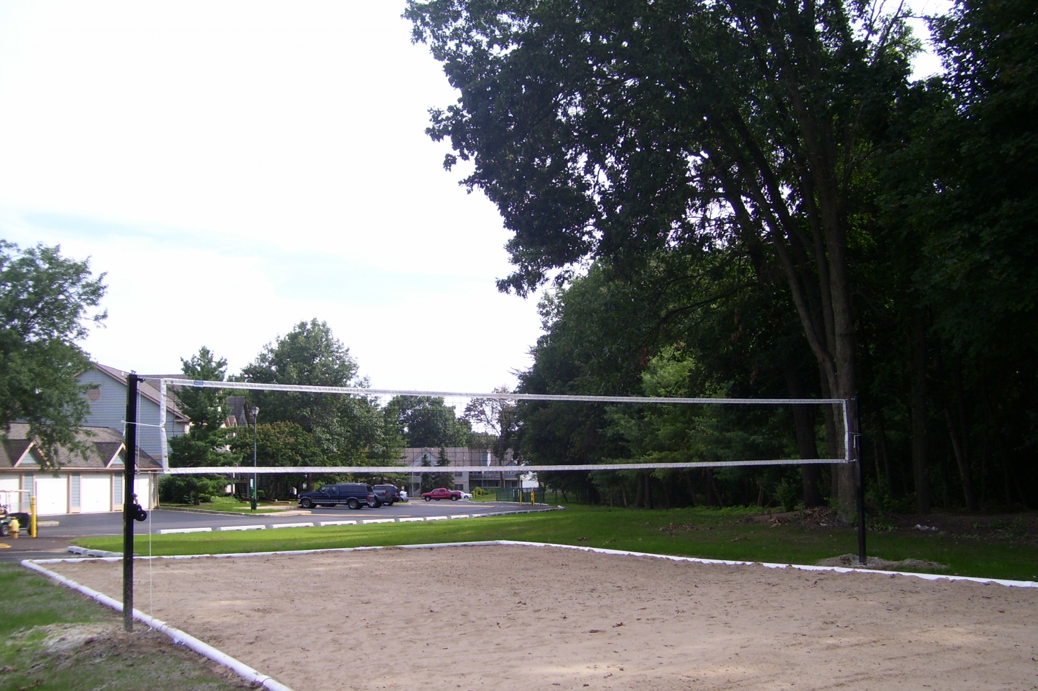 Image of Sand Volleyball Court for Greenhill Apartments Kalamazoo