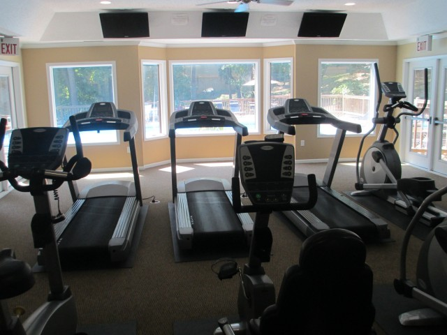 Image of 24 Hour Fitness Center for Greenhill Apartments Kalamazoo