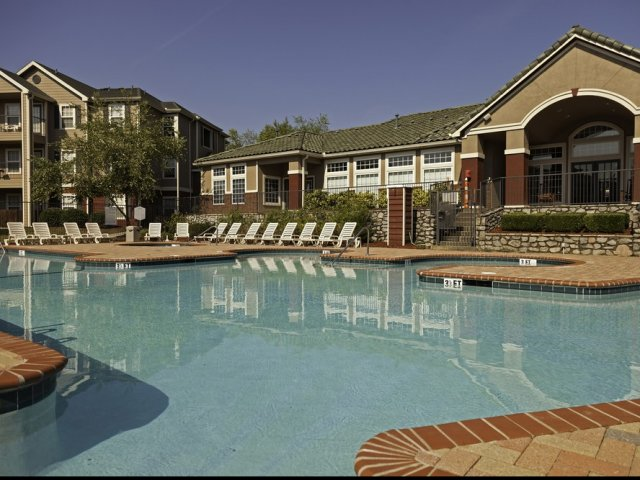 Image of Sparkling Pool for Cayce Cove