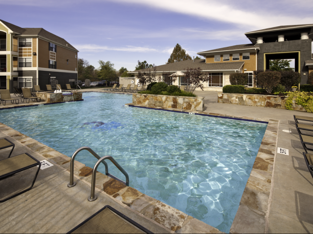 Image of Swimming Pool for The Reserve on West 31st